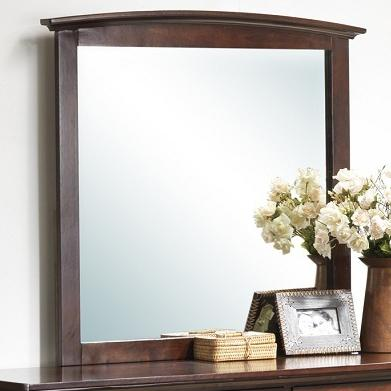 C3136A Bedroom Vertical Mirror by Lifestyle at Beck's Furniture