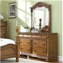 Lifestyle C3146A Drawer Dresser