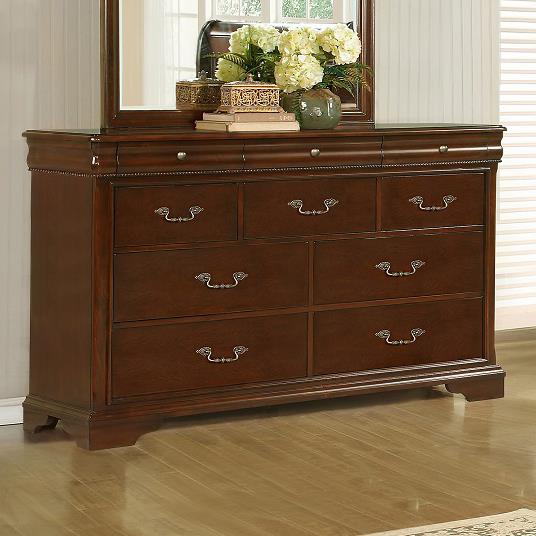 C4116A 10 Drawer Dresser by Lifestyle at Furniture Fair - North Carolina