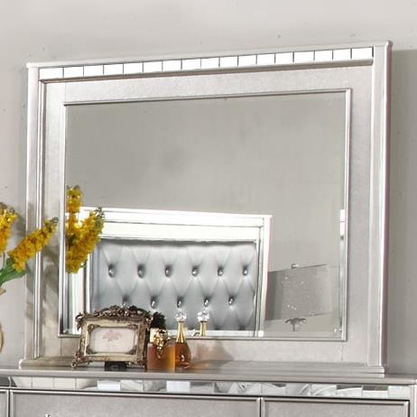 Lifestyle Glam Mirror - Item Number: C4183A-050