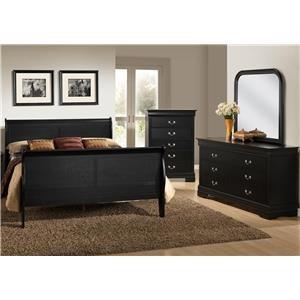 Lifestyle C5934 Queen 3-Piece Bedroom Group