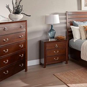 Lifestyle C6120A Drawer Chest