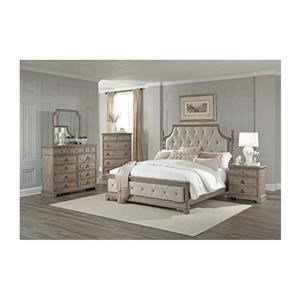 Lifestyle Pearl 6-Piece Bedroom Group