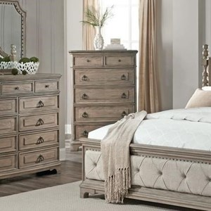 Lifestyle Pearl Drawer Chest