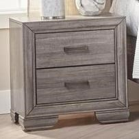 Lifestyle C6412A Nightstand - Item Number: C6412A-020-2DXX