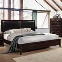 Lifestyle Jessgal King Platform Bed - Item Number: C6498A-G49+BXN