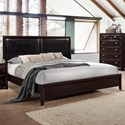 Lifestyle Jessgal Queen Bed - Item Number: C6498A-Q48+BXN