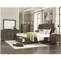 Lifestyle JD Mex Queen 5 Piece Bedroom Group - Item Number: C7131-6PC