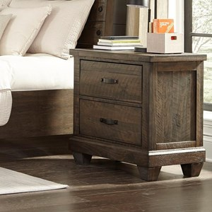 Lifestyle JD Mex Nightstand
