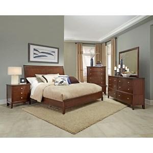 Lifestyle C7189 Queen Bedroom Group