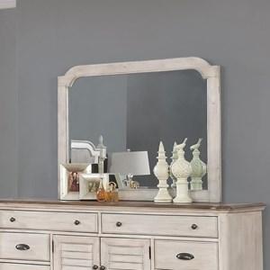 Lifestyle C7293W Dresser Mirror