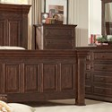 Lifestyle Johnson Five Drawer Chest - Item Number: C7298A-030