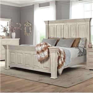 Lifestyle Johnson Queen Mansion Bed