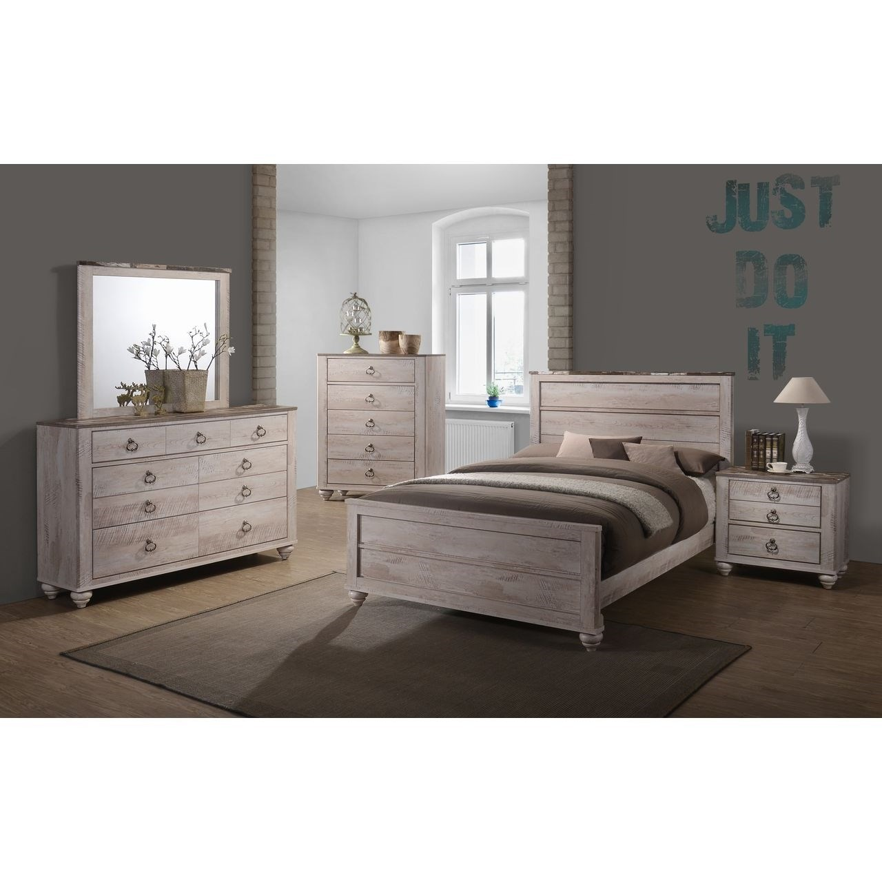 C7302A Queen Bedroom Group by Lifestyle at Furniture Fair - North Carolina