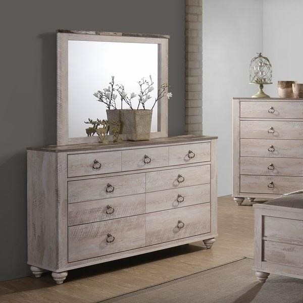 C7302A Dresser and Mirror Set by Lifestyle at Furniture Fair - North Carolina