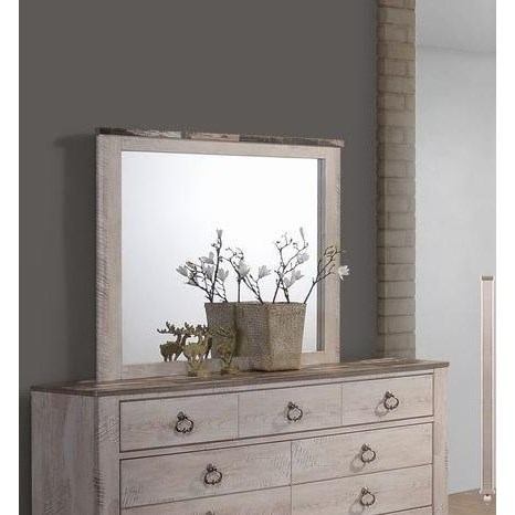 C7302A Dresser Mirror by Lifestyle at Furniture Fair - North Carolina