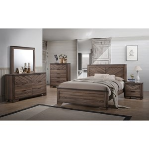 Lifestyle C7309A Queen Bedroom Group