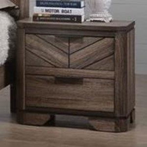 Lifestyle C7309A Nightstand