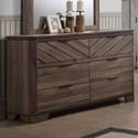 Lifestyle C7309A Dresser - Item Number: C7309A-040-6DXX