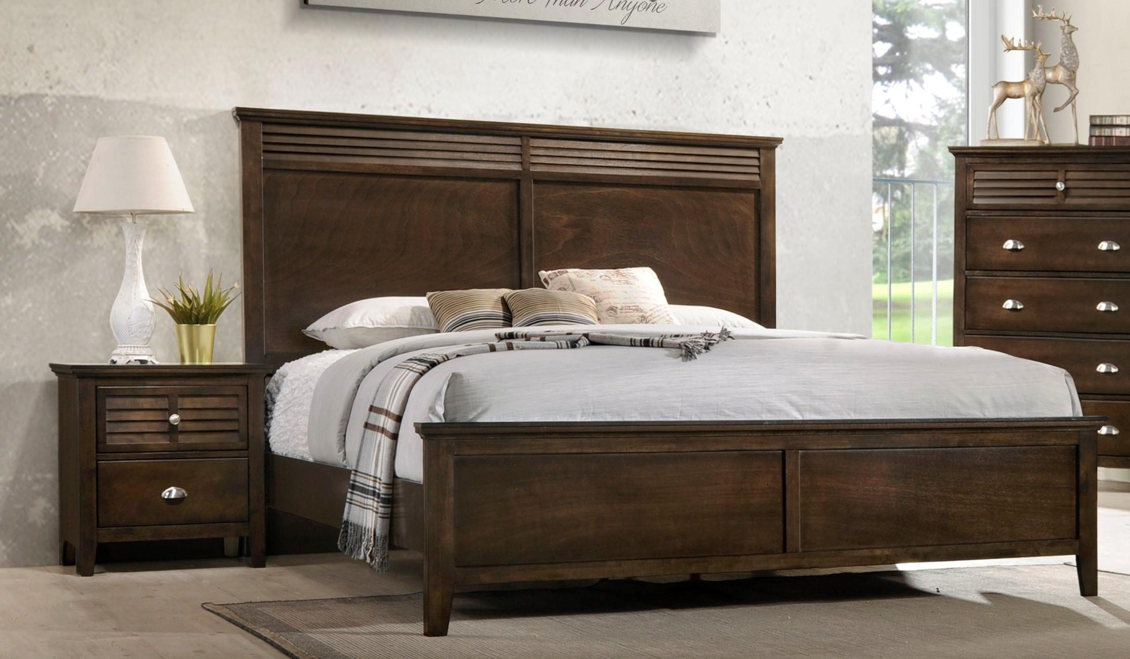 Lifestyle C7313 503 11824 5 Transitional Queen Bed With Tall Headboard Furniture Fair North Carolina Panel Beds