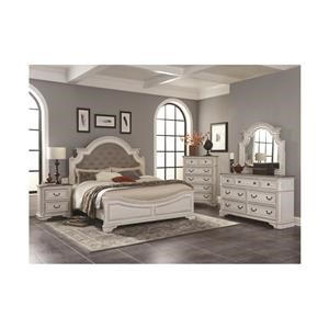 Lifestyle Magnifico Queen 5 Piece Bedroom Group
