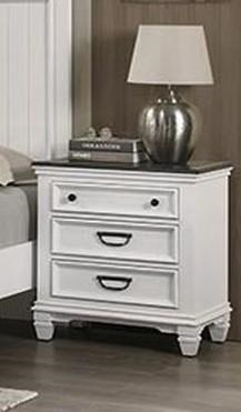 C8309A 3 Drawer Nightstand by Lifestyle at Furniture Fair - North Carolina