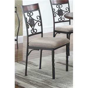 Lifestyle D1680 Side Chair