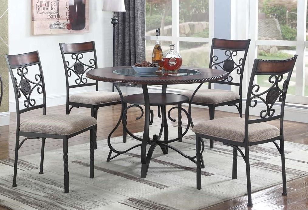 Lifestyle D1680 Table and Chairs - Item Number: D1680