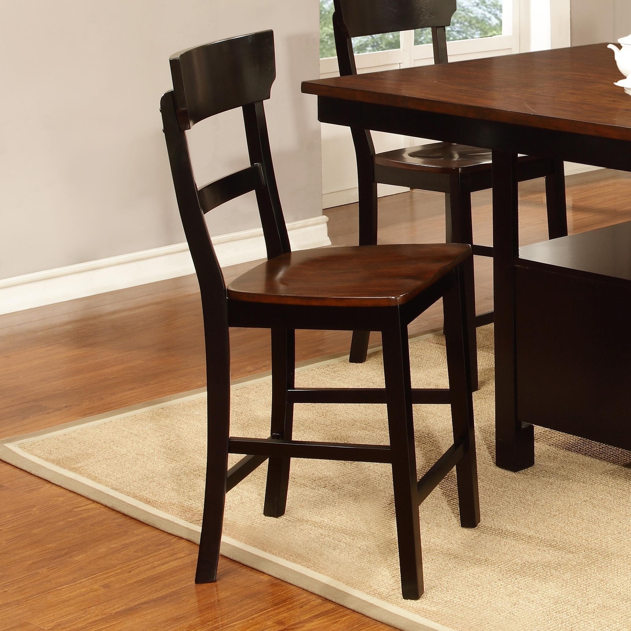 "Lifestyle DC393 30"" Pub Chair Royal Furniture Bar Stool"