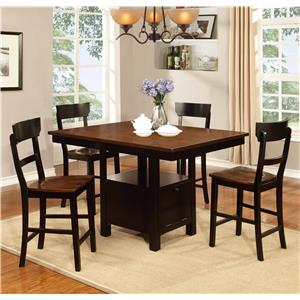 Lifestyle Duet Pub Table and Chair Set