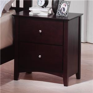 Alex Express Life Metro Nightstand
