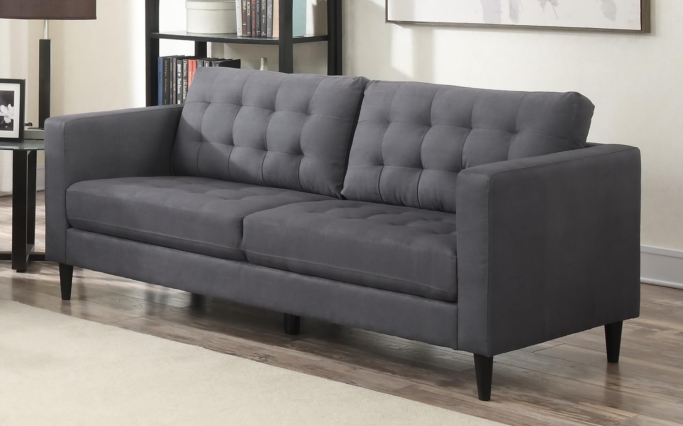 U501PA Dark Grey Sofa