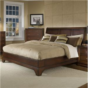 Lifestyle Solutions Hampton King Contemporary Bed