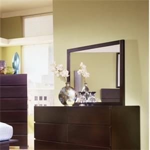 Carmel Landscape Mirror by Ligna Furniture