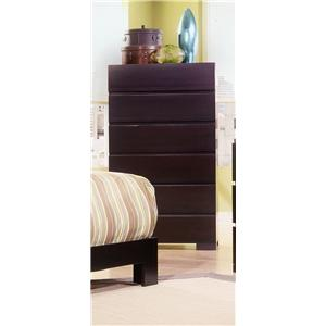 Carmel 6 Drawer High Chest by Ligna Furniture