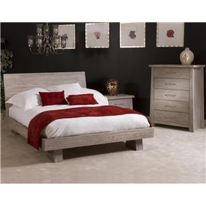 Zen Queen Bedroom Group by Ligna Furniture