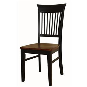 Ligo Products Contemporary High Back Side Chair