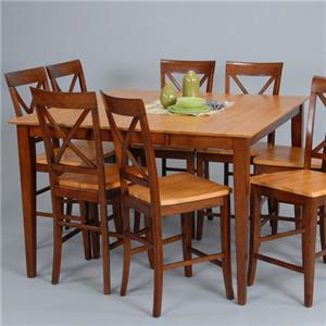 Captivating Ligo Products Contemporary Counter Table