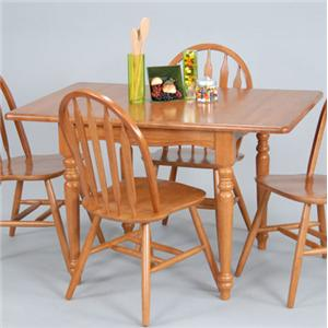 Ligo Products Country Classics Drop Leaf Table