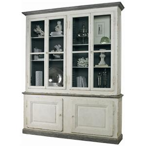 Lillian August Antiquaire Adrian China Cabinet