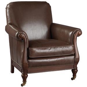 Lillian August Custom Upholstery Hudson Chair