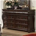 Home Insights B2160 Dresser - Item Number: B2160-100