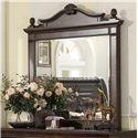 Home Insights B2160 Landscape Mirror - Item Number: B2160-200