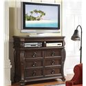 Home Insights B2160 Media Chest - Item Number: B2160-375