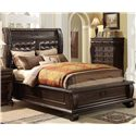 Home Insights Hillsboro Queen Panel Bed - Item Number: B2160-500H+F+R