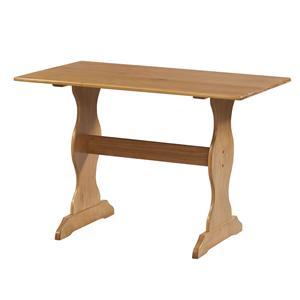 Chelsea  Rectangular Trestle Kitchen Table by Linon