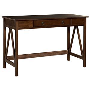 Home Office Titian Desk by Linon