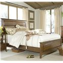 Linwood Furniture Baisley Park King Panel Bed  - Item Number: 200-112C