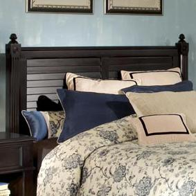 Linwood Furniture Villages of Gulf Breeze Twin Poster Headboard