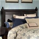 Linwood Furniture Villages of Gulf Breeze Twin Poster Headboard - Item Number: 101-151